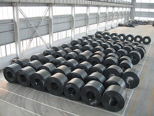 China 25 MT ASTM A36, SAE 1006, SAE 1008 warm gewalst staal opgerold, 1250 / 1500 / 1800mm breedte leverancier