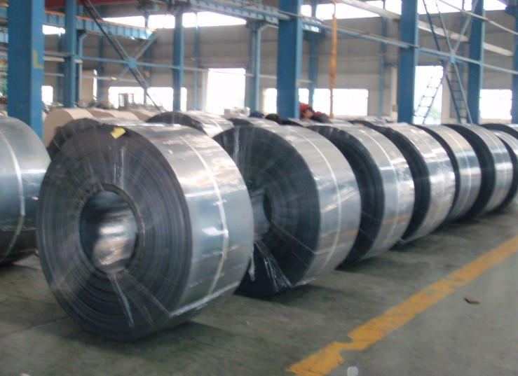 0.70-2.00mm Cold Rolled Steel Sheet In Coil With Edge Protector Steel Grade Q195, SPCC